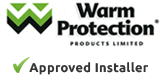 Warm Protection Approved Installer
